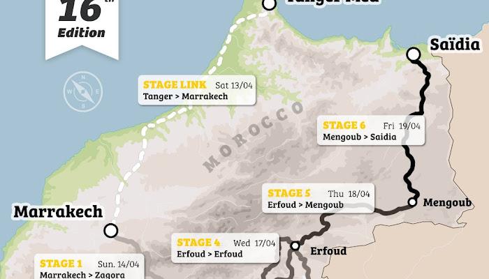 Maroc Challenge Spring Edition 2019 - La previa