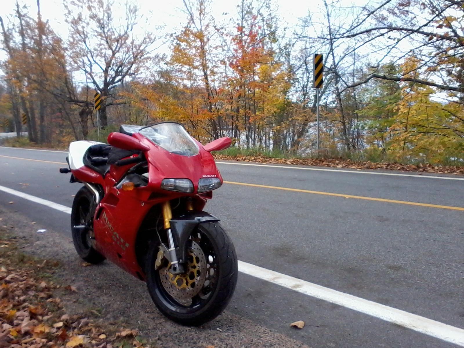 OddBike: Riding the Legend – The Ducati 916