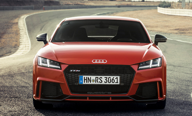 2018 Audi TT RS Specs, Change, Redesign, Concept, Rumors, Price, Release Date