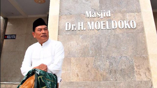Andi Arief: Moeldoko Tidak Menghilang, yang Menghilang Hati Nuraninya