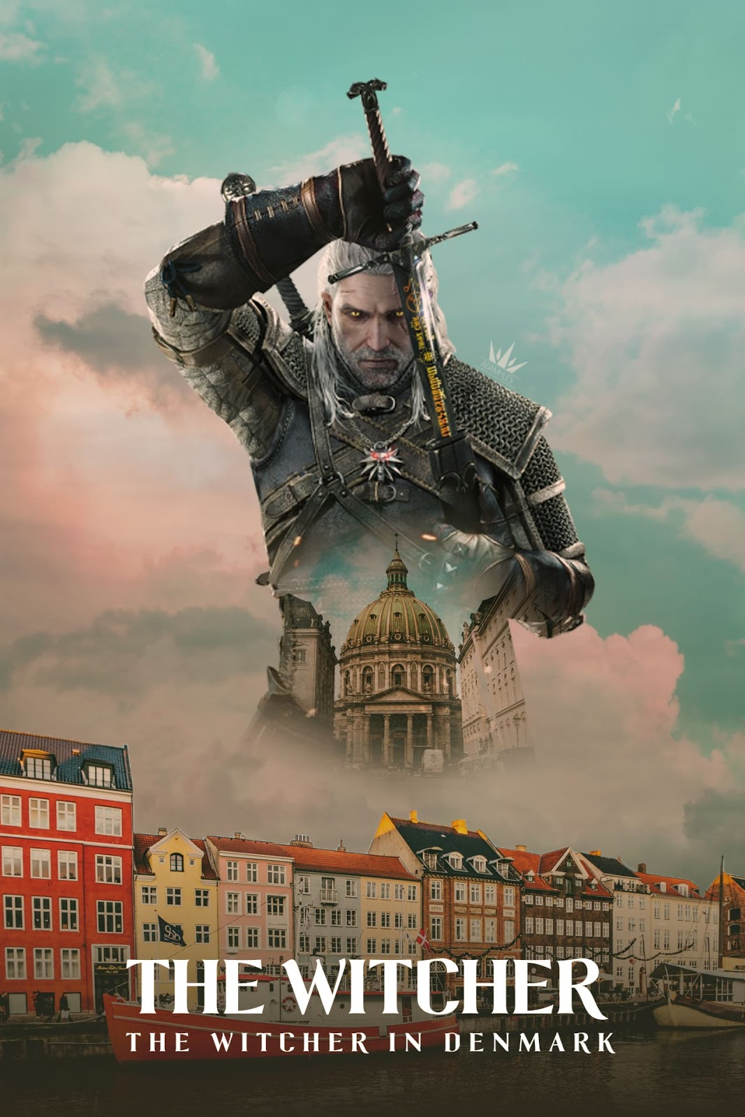 The Witcher in denmark