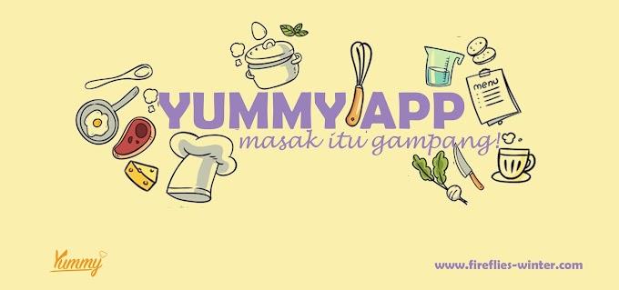Yummy App; Masak Itu Gampang!