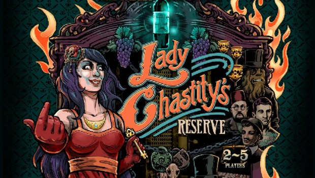 Brighton | Lady Chastity's Reserve – Can you solve the mystery this #Halloween?