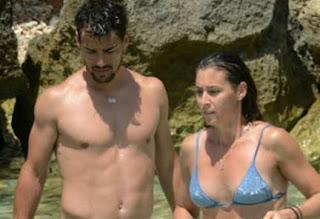 Fabio Fognini And His Wife Flavia Pennetta Vacationing In Ibiza