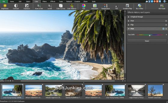PhotoPad 4.0 Free Download, PhotoPad Image Editor Full Version