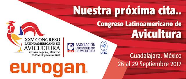 XXV Congreso Latinoamericano de Avicultura