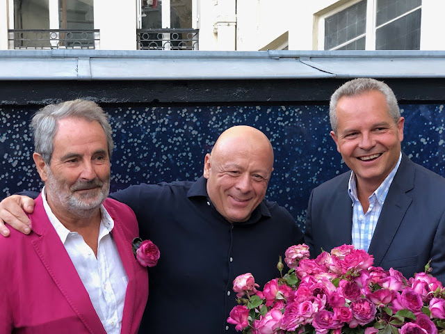 rose Thierry Marx Georges Delbard