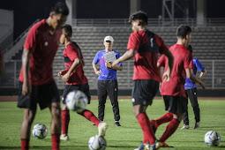 Inilah Nama 28 Pemain Timnas Indonesia Untuk Kualifikasi Piala Dunia 2022