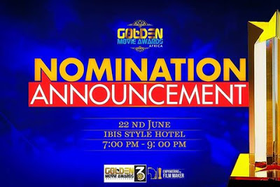 Nominations For 2017 Golden Movie Awards To Be Released On June 22