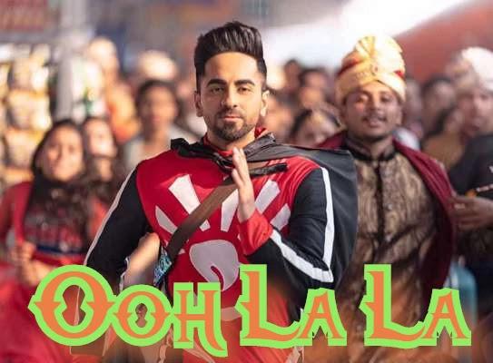 Ooh La La (Shubh Mangal Zyada Saavdhan) Song Lyrics - Ayushmann K, Jeetu & Neha Kakkar, Sonu K, Tony K