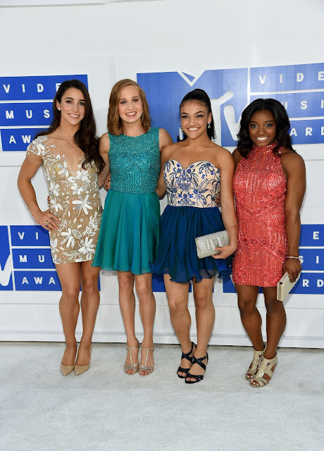 Women's Gymnastic team VMA