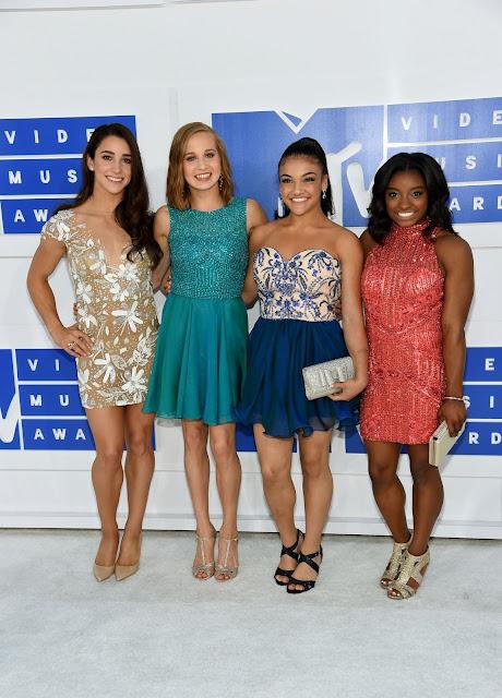 Women's Gymnastic team VMA
