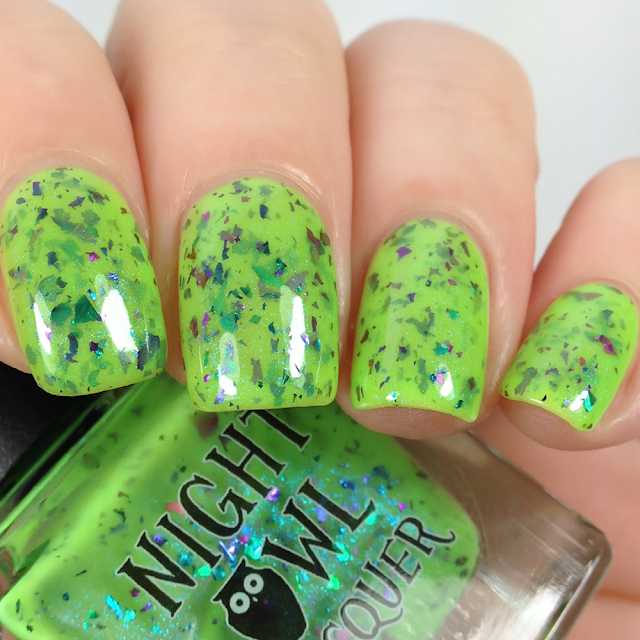Night Owl Lacquer-Magical