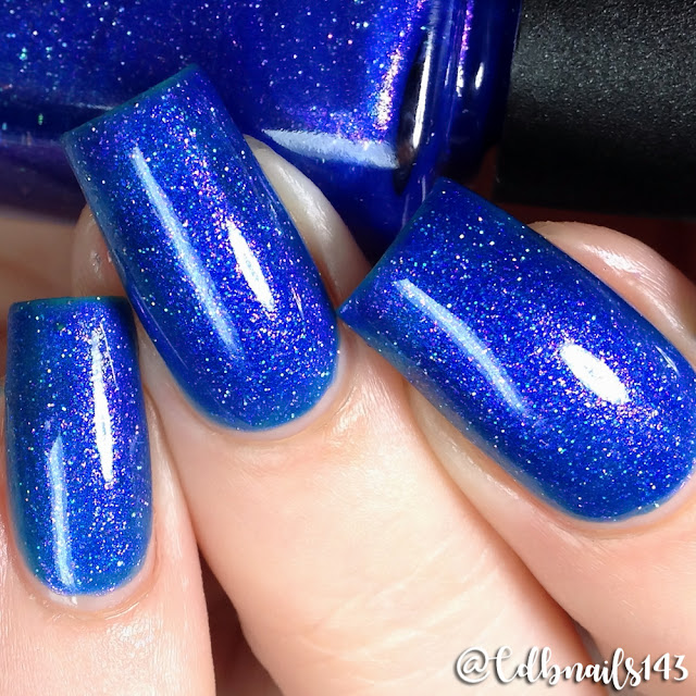 Lollipop Posse Lacquer-Pleasantly Caving In