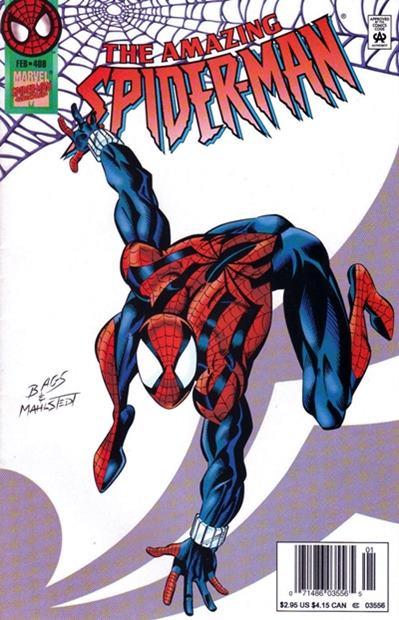 Durante un tiempo Ben Reilly fue el Spiderman titular