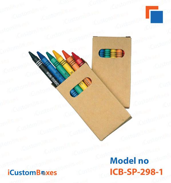 Pencil Packaging Box
