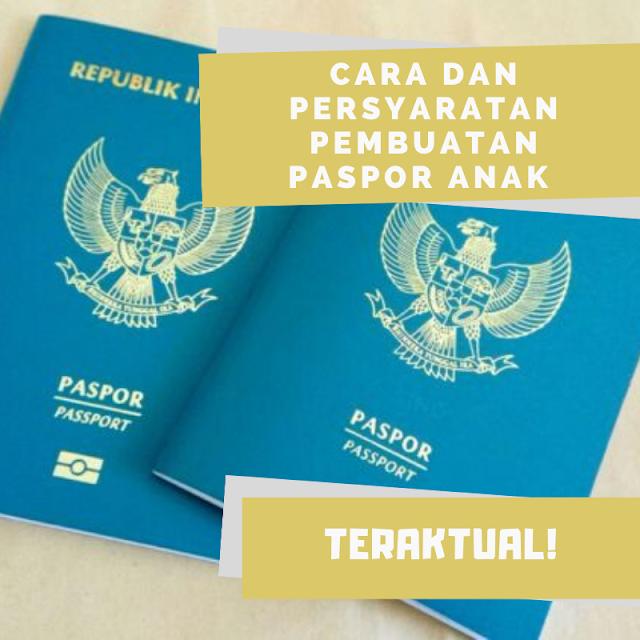pembuatan paspor anak
