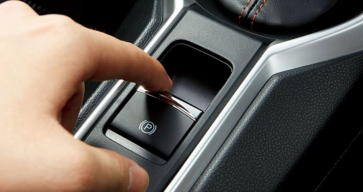 Những điều chưa biết về phanh tay điện tử trên ô tô