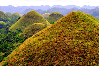 Chocolate hills hd
