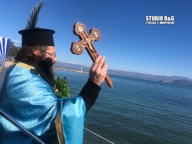 Με λαμπρότητα εορτάστηκαν τα Θεοφάνεια στο Κιβέρι