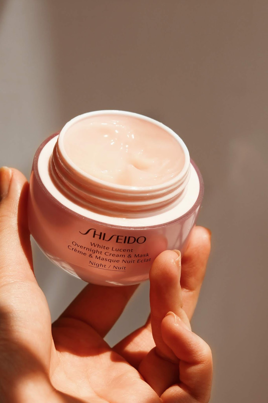shiseido benefiance white lucent review