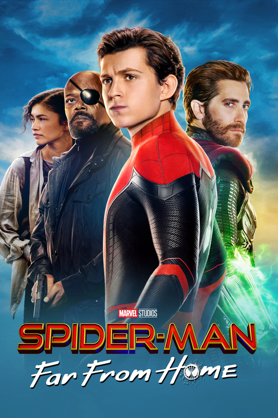 Download Spider-Man Far From Home (2019) Full Movie Dual Audio ORG {Hindi+English} 480p {400MB} 720p {1.1GB} BluRay
