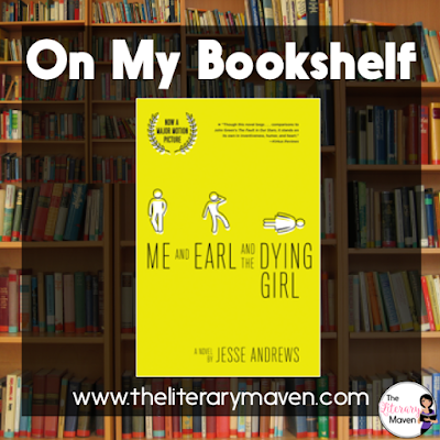 In Me and Earl and the Dying Girl by Jesse Andrews, Greg thinks suffering the trials of being an outcast in high school is bad. Then his mom promises that he will befriend a classmate and former girlfriend who has been diagnosed with leukemia. Somehow Greg is able to infuse both situations with laughter for the other characters as well as the reader. Read on for more of my review and ideas for classroom application.
