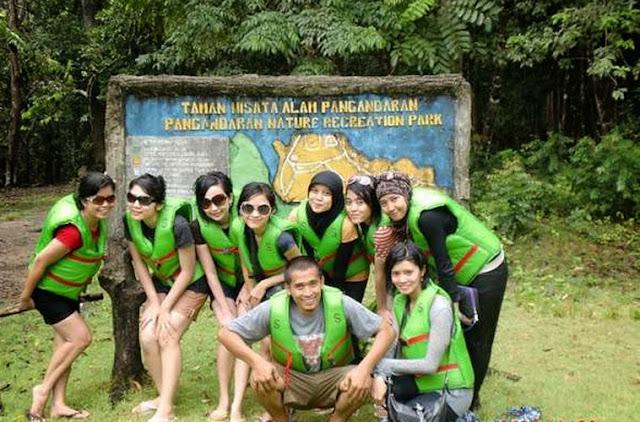 paket wisata pangandaran dari bandung murah-paket wisata pangandaran dari purwokerto-paket wisata pangandaran green canyon