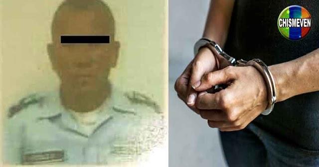 Funcionario de policía del Zulia detenido con 7 panelas de droga