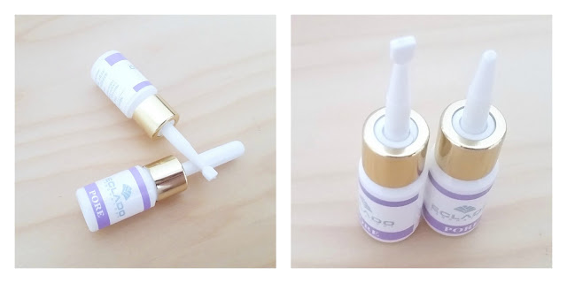 serum individual packaging