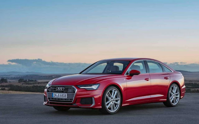 Audi A6-Used Car