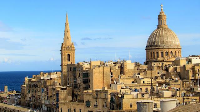 Malta - tygodniowy pobyt za niewielkie pieniądze