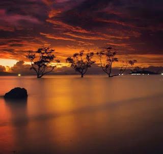 pantai-sebalang-tarahan-lampung-selatan