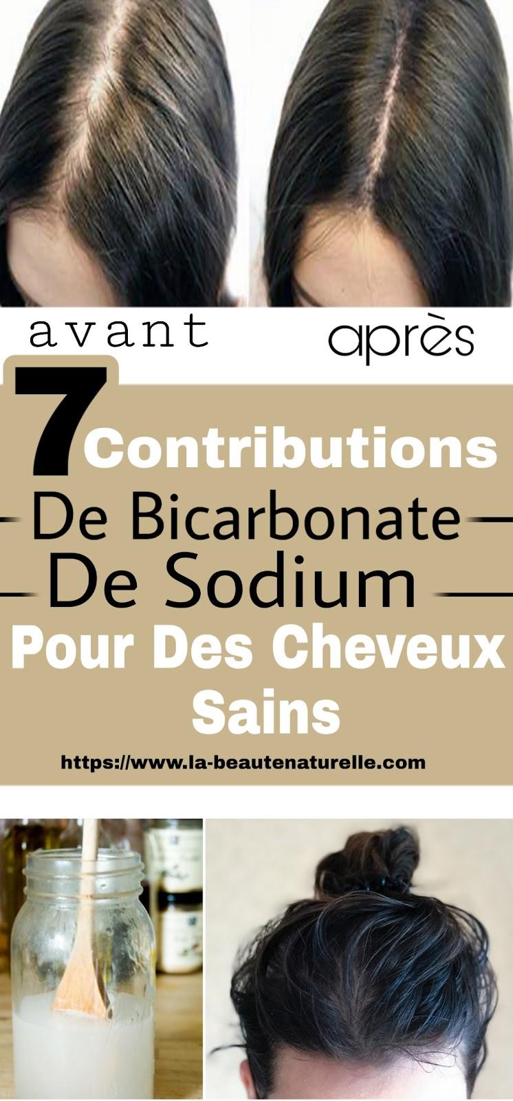 7 Contributions De Bicarbonate De Sodium Pour Des Cheveux Sains