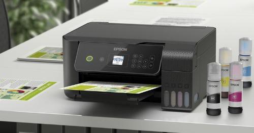 Beste inkttank printer test Epson Ecotank