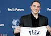 The owner of Memphis Grizzlies Robert J Pera