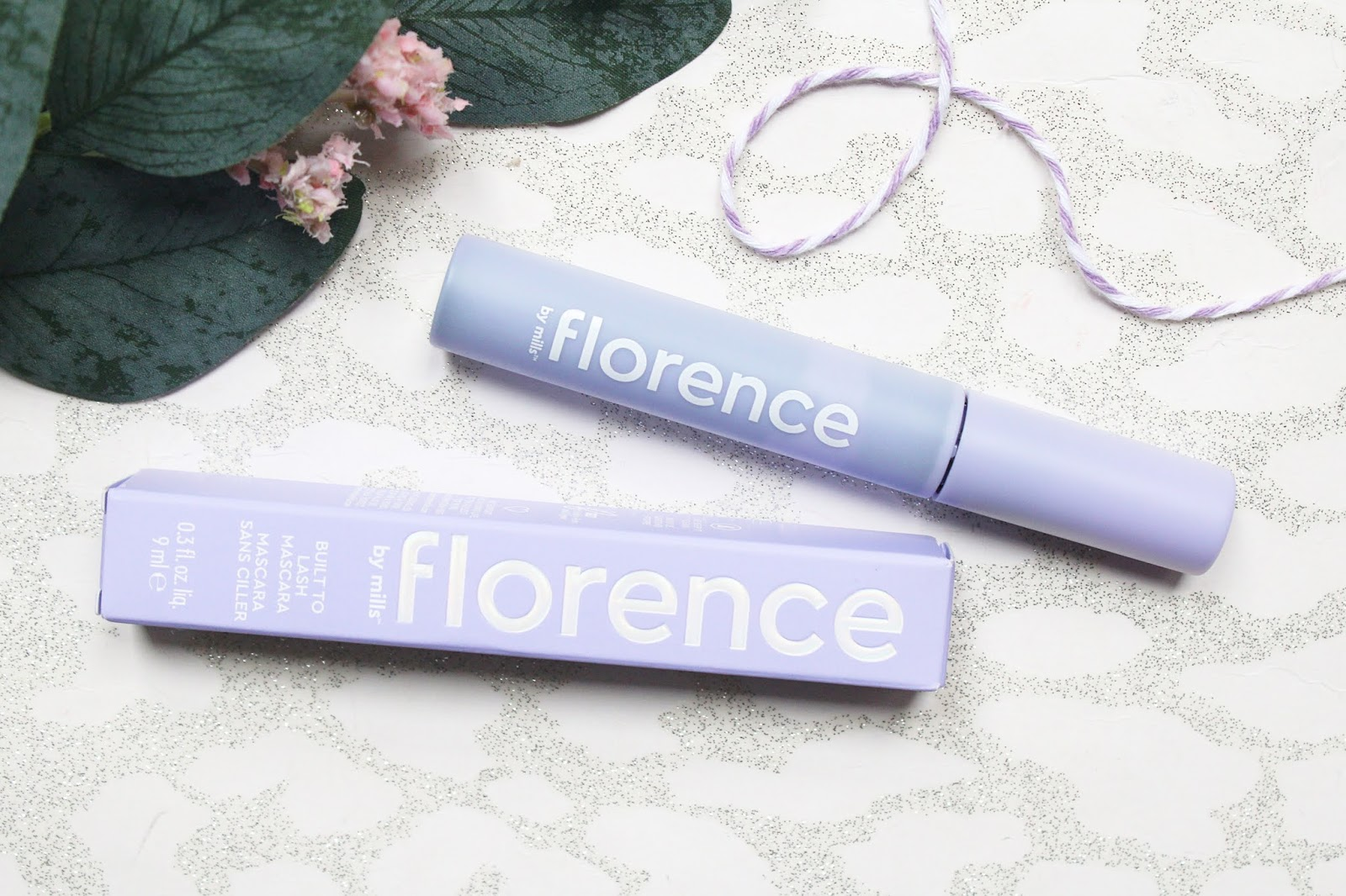 Florence by Mills Built to Lash Mascara Review