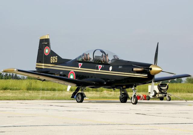 Pilatus PC-9M specs