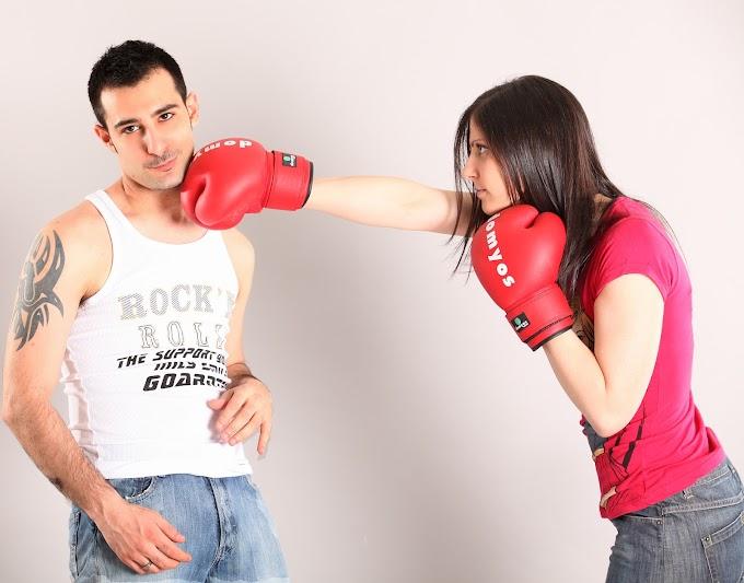 Women Self-Defense Against Men