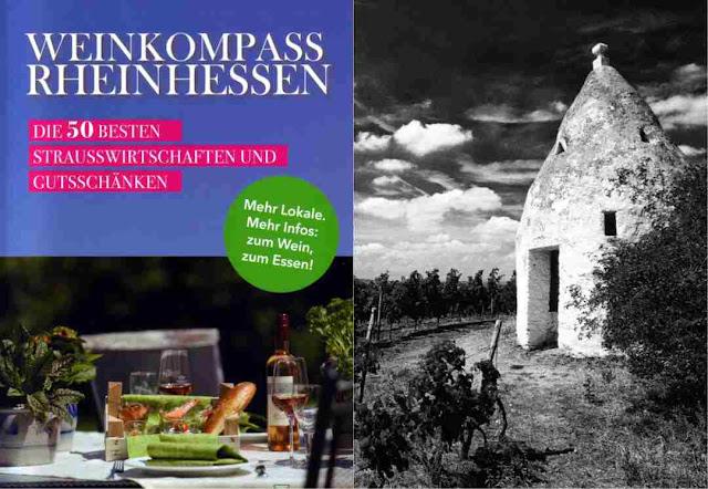 Das Buch Weinkompass Rheinhessen