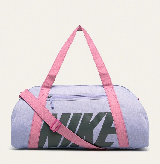 Nike - Geanta sport femei albastra ieftina