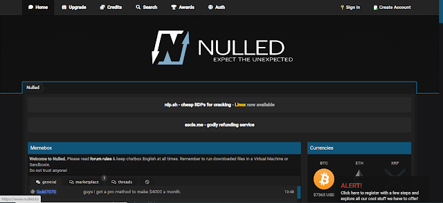 nulled