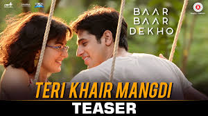 TERI KHAIR MANGDI SONG LYRICS