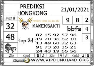 Prediksi Togel HONGKONG DUNIA4D 21 JANUARI 2021