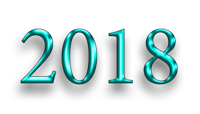happy new year 2018 wallpapers PNG free download