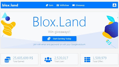 Blox.land To Get Free Robux On Roblox, Realy?