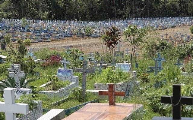 Perto dos 500 mil: Brasil registra quase 3 mil mortes pela Covid-19 nesta quarta