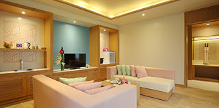 Garden living - FLC Luxury Hotel Sầm Sơn