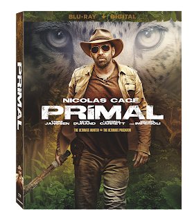 Blu-ray Review - Primal