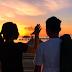 Sunset di Teluk Jailolo | Penikmat Senja